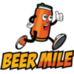 Beer mile challenge and BBQ (private/club event)